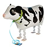 My Own Pet Balloons Cow Farm Animal