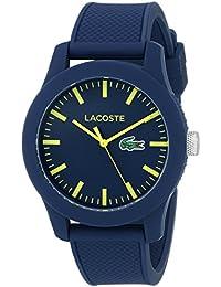 Men's 2010792 Lacoste.12.12 Blue Resin Watch