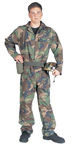 RG Costumes Commando Costume, Adult Size