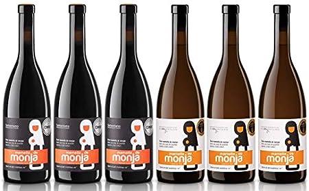 Caja de Vinos nº 5-3 Tintos D.O. Somontano Syrah/Merlot 3 Blancos D.O. Somontano Gewústraminer/Chardonny. (6 x 0,75 L)