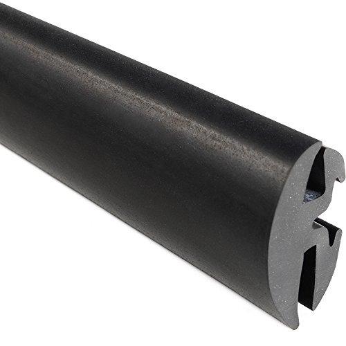 - Trim-Lok LK1179-100 EPDM Dense Rubber Window Locking Gasket, Dual Piece Locking Gasket, Inline, Fits 1/4 Glass and 1/8 Panel Edge, 100' Length by Trim-lok