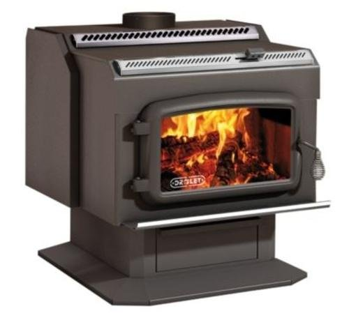 Drolet HT2000 High-Efficiency Wood Stove