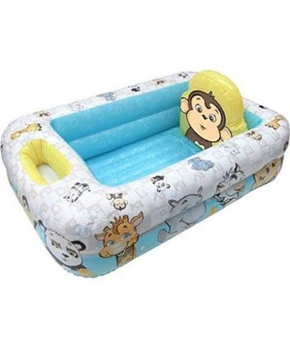 Garanimals - Inflatable Safety Baby Bathtub by Disney