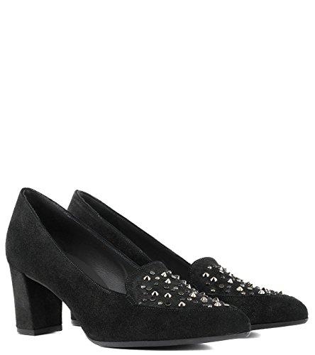 Nobia Gris Kaiser Mujer Zapatos Para Tacón De Peter Con Cerrada Punta TZqPd