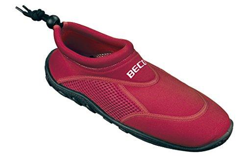 Zapatillas de Beco Surf Hombre Rojo a48qw6x78