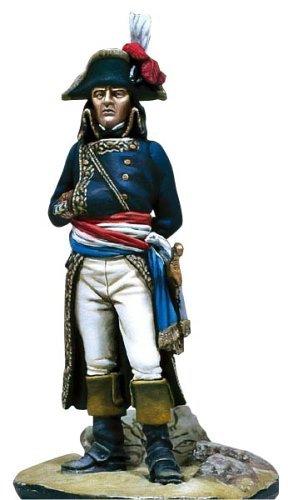 Tamiya Andrea miniature's S7-F24 Bonapart in Egypt (1798)