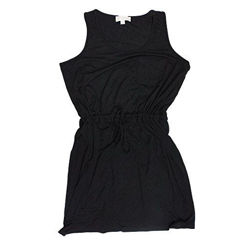 Olive & Oak Drawstring Jersey Dress (Large, (Drawstring Dress)