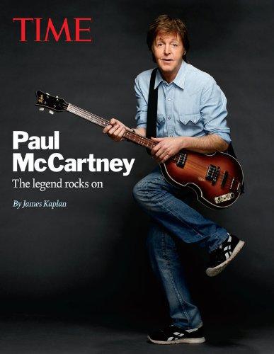 Read Online TIME Paul McCartney: The legend rocks on PDF