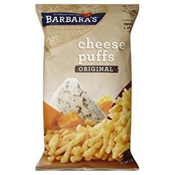 Barbara's Natural Cheese Puffs Gluten Free (12x7 OZ)