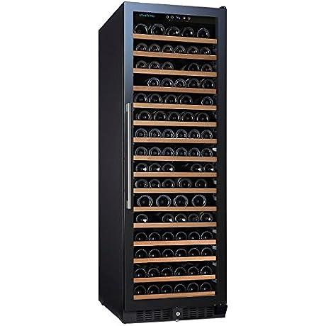 N FINITY PRO L RED 166 Bottles Wine Cellar Wine Cellar W Full Glass Door