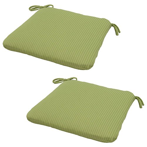 Apple Texture Outdoor Seat Cushion (2-Pack)