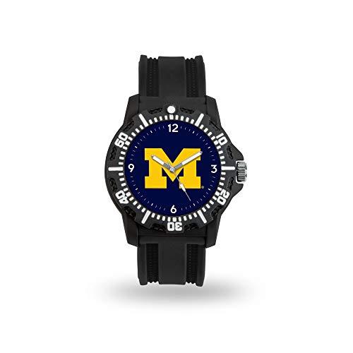 NCAA Michigan Wolverines Model Three Watch - Michigan Wolverines Sport Steel Watch
