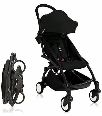 BabyZen 2018 Yoyo+ Stroller Black Frame (Black) by Babyzen that we recomend personally.