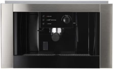 IKEA SMAKRIK EM - Función de máquina de café espresso, acero ...