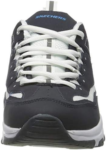 SKECHERS I CONIK 88888250 Zapatillas de Deporte Sneakers Memory Foam Blue