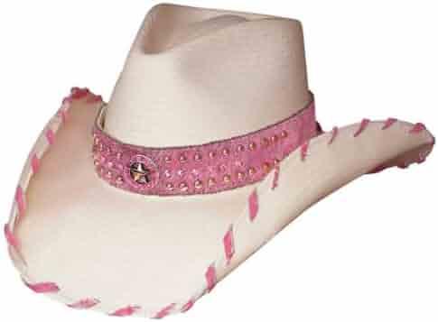 1023ed7378ab4 Montecarlo   Bullhide Hats BUILDING MEMORIES 50X Shantung Panama Straw  Cowboy Hat