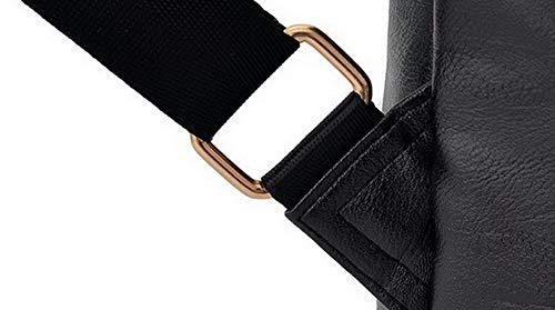 Camping Zippers Noir Seau Dacron GMBAB181795 Sacs à AgooLar Femme bandoulière Noir fax7gg
