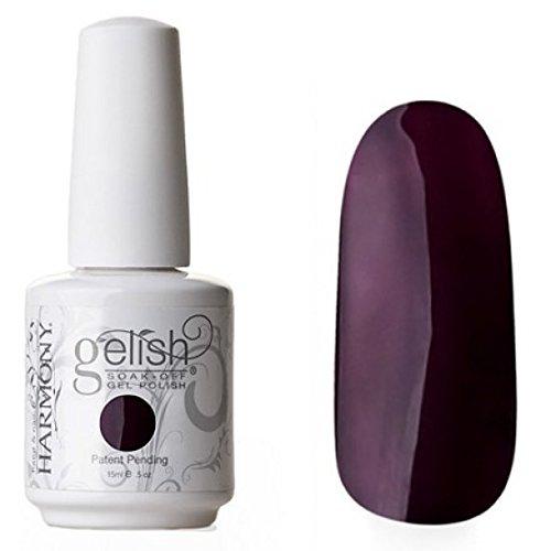 Gelish Soak Off Gel Nail Polish, Diva, 0.5 Ounce