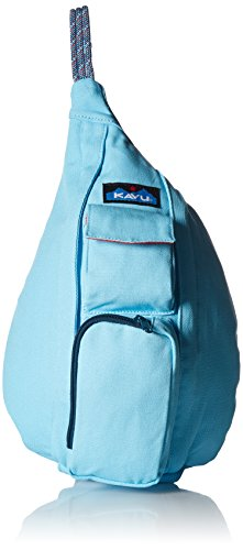 Malibu Shoulder Pack - KAVU Mini Rope Bag, Malibu, One Size