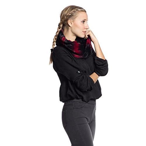 nuevo producto 04a00 42b2b Abbino CG006 Bufandas para Mujeres - Colores Variados ...