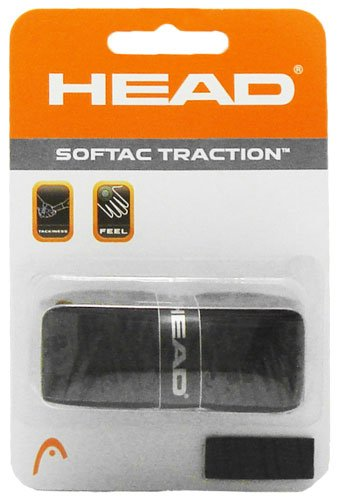 HEAD SofTac Traction Replacement Grip, (Soft Replacement Grip)
