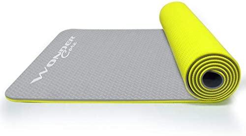 CRRQQ Colchonetas de Yoga for Principiantes Movimiento ...