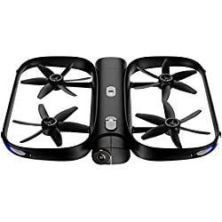Skydio R1 Self-Flying 4K Camera Smart Drone, Black