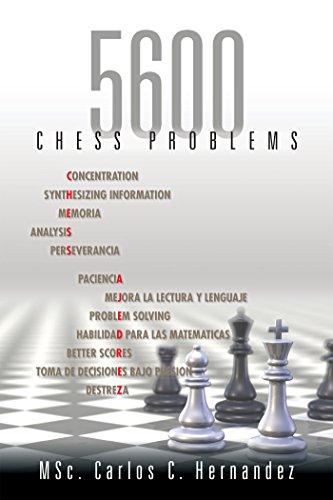 5600 Chess problems (Spanish Edition)