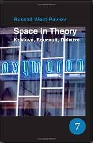 space in theory kristeva foucault deleuze pdf