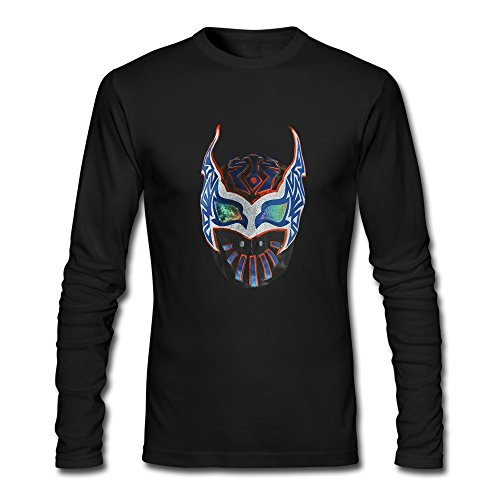 Kalisto Wrestler Long Sleeve T-shirt