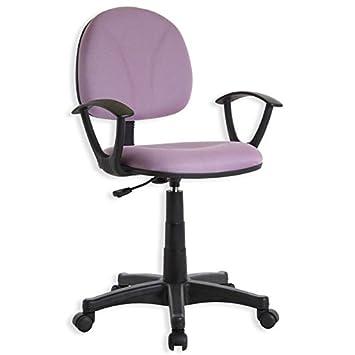 Chaise De Bureau Enfant Avec Accoudoir