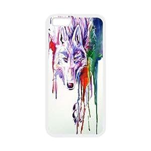 "LTTcase Custom Rainbow Wolf Phone Case for iphone 6s 4.7"""