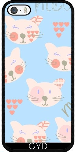 Coque pour Iphone SE - Chats Motif by Luizavictorya72