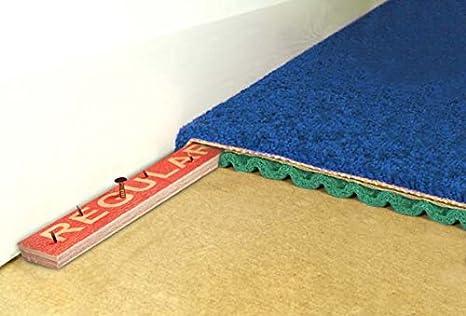 Flooring Accessories Gripper 250ft Dual Purpose Carpet Gripper Gripperods Use Underlay