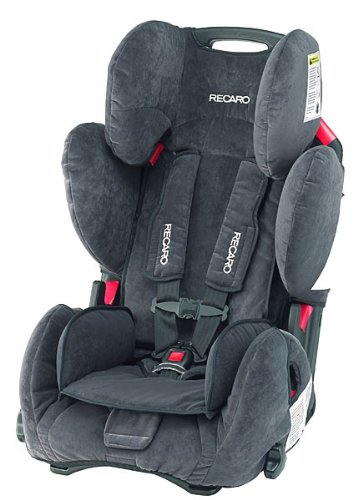 Recaro Young Sport Child Car Seat Shiny Charcoal Discontinued By Manufacturer