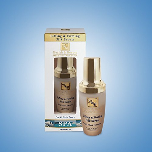 H& B Health and Beauty Dead Sea Lifting and Firming Silk Serum 139