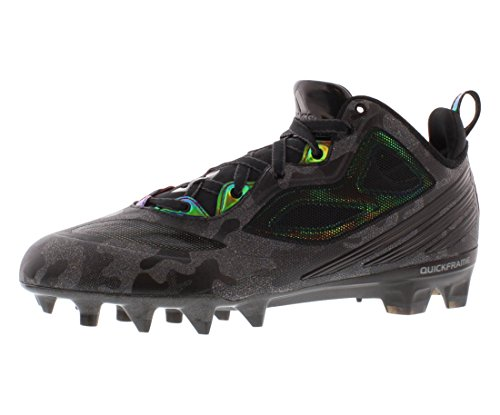 Adidas Rgiii Voetbal Heren Schoenen Zwart / Carbon Metallic