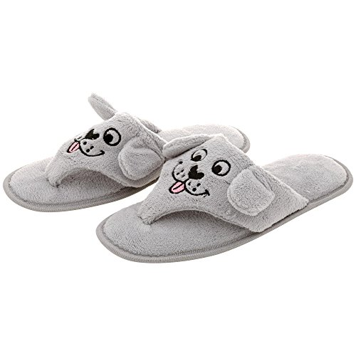 Puppy Cozy Slippers Flop Flip Love rrTUqZg