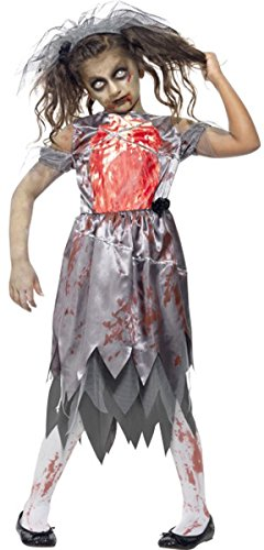 Zombie Bride Costume 13 Plus (Zombie Bride Costume Accessories)