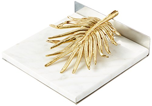Michael Aram 174907 Palm Napkin Holder, Gold by Michael Aram