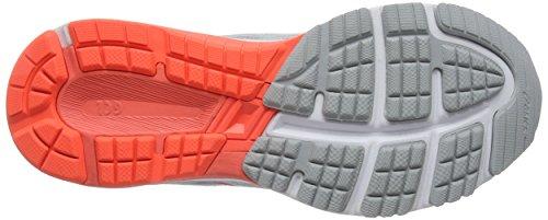 Gris Asics Coral Chaussures Pour Course Femmes mid Gt Flash De 021 Grey 1000 7 EE8q4Uy