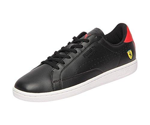 Puma Trainers Evo Black Mens Match Ferrari black rTxnfrH