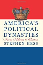 America's Political Dynasties: From Adams to Clinton