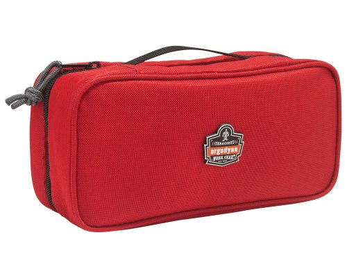 Large Tool Organizer (Arsenal 5875 Clamshell Organizer Pouches, Large, Red)
