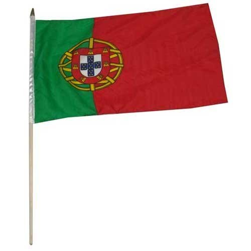 US Flag Store Portugal Flag 12 x 18 - Store Online Portugal