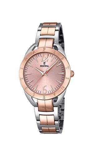 Festina Klassik F16933/2 Wristwatch for women Design Highlight