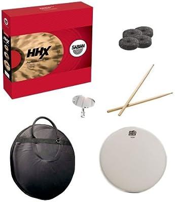 Sabian HHX rendimiento Set con bolsa de platillos, caja Head ...