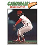 1e7492a77f7 2018 Topps Archives  121 Bruce Sutter St. Louis Cardinals Baseball Card