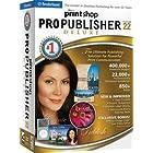 Print Shop 22 Pro Publisher Deluxe