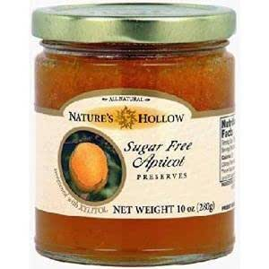 Nature's Hollow Apricot Preserves